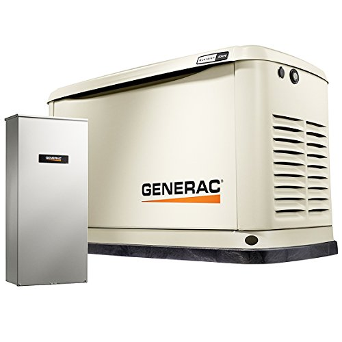 n Series 20kW/18kW Air Cooled Home Standby Generator with Whole House 200 Amp Transfer Switch (not CUL) ()