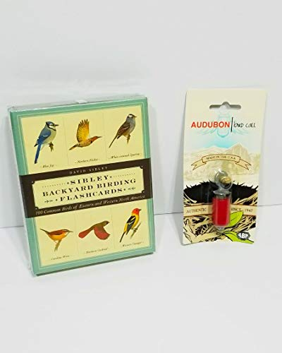 Audubon Bird Call - J&D's Everyday Needs Audubon Bird Call and Bird Identification Cards Bundle