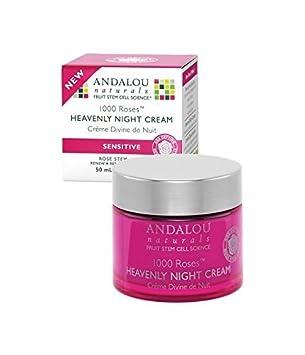 2 PACK – Andalou 1000 Roses Heavenly Night Cream 1.7oz.oz 2 PACK – SUPER SAVER – SAVE MONEY