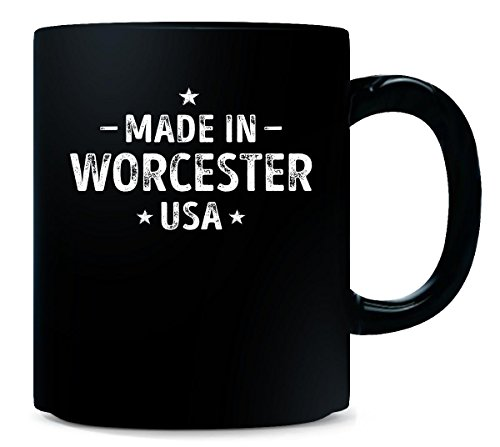 Made In Worcester County, USA. Cool Gift - Mug (Halloween In Worcester)