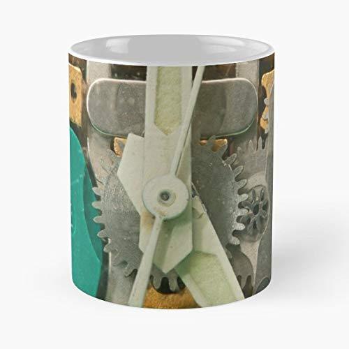 Vintage Watch 1960s 1970s Coffee Mug Gift 11 Oz Father Day