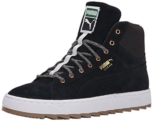 Sneaker Black Puma Fashion black Classic Suede Y6TxpU
