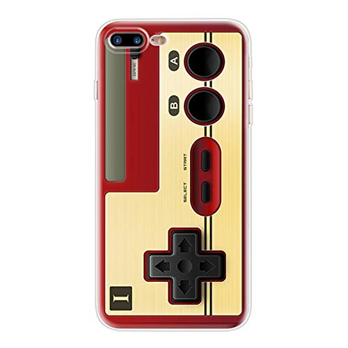 Funny Soft TPU Case for iPhone 7 8 Plus X 6 6S 5 5S SE Beer Gameboy Phone Battery Clear Silicone Cover for iPhone XS Max XR (Gamepad) -  NNPACC