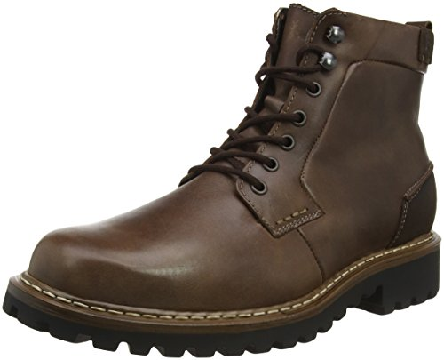 Josef Seibel Herren Chance 35 Combat Boots Brown (Moro)