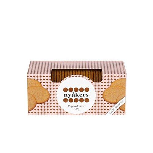 Nyakers Pepparkakor - Swedish Ginger Snaps - (Best Ginger Snaps)