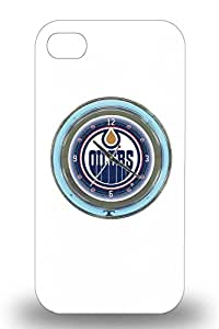 New Snap On Iphone Skin 3D PC Case Cover Compatible With Iphone 4/4s NHL Edmonton Oilers Logo ( Custom Picture iPhone 6, iPhone 6 PLUS, iPhone 5, iPhone 5S, iPhone 5C, iPhone 4, iPhone 4S,Galaxy S6,Galaxy S5,Galaxy S4,Galaxy S3,Note 3,iPad Mini-Mini 2,iPad Air )