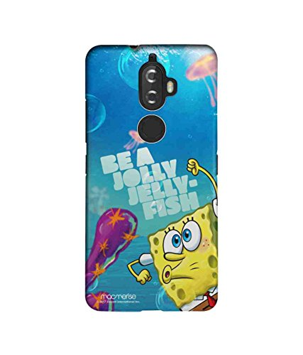 Jolly Jelly Fish - Sublime Case for Lenovo K8 Plus (Sublime Fish)