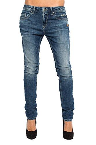 Jeans Bleu PARADISE LOST Midblue Slim IN Femme qWTwHARp