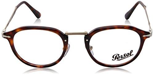 Monturas Unisex Havana 0PO3168V Persol Gafas de Rgq5Ow1