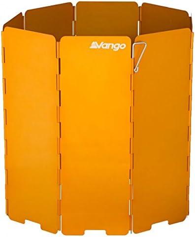 Vango Windshield - Hornillo para Acampada, Color Naranja, Talla X-Large