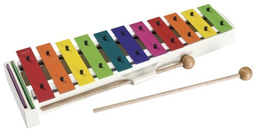 Sonor BWG Soprano Diatonic Kinder Glockenspiel by Sonor