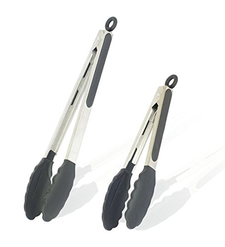 citruskitchen-non-stick-stainless-locking-tongs-with-silicone-tips-black-12-and-9-set-of-2-durable-s