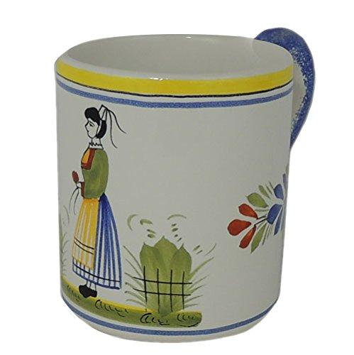 Quimper Henriot Hb (Quimper Henriot Mug - Woman)
