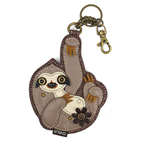 (New! CHALA Spring Collection- Decorative Coin Purse/Key-Fob)