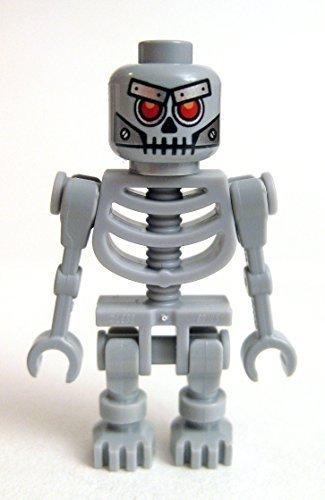 Amazon.com: LEGO Movie Skeletron Minifigure (Robot Skeleton) by LEGO ...