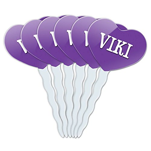 purple-heart-love-set-of-6-cupcake-picks-toppers-decoration-names-female-ve-vo-viki