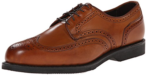 Allen Edmonds Men's LGA, Walnut Leather, 10 3E US