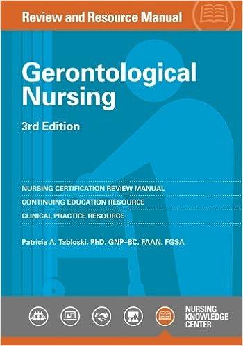Amazon.com: Gerontological Nursing Review and Resource ...