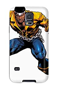 Durable Protector Case Cover With Luke Cage Hot Design For Galaxy S5