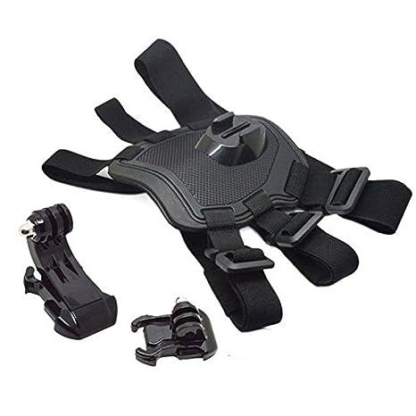 YtPgto - Arnés para Correa de Hombro y cinturón de Seguridad Universal para Perros Go Pro Hero 4 3+ 3 4S Sj4000 Xiaoyi 2 WiFi: Amazon.es: Electrónica