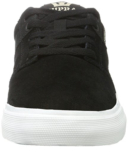 Black White II Supra Stacks Sneaker Women's nAYwHqxP