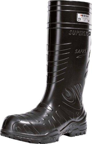Cofra Safest S5 Ci SRC Paire de Chaussures de sécurité Taille 41 Noir