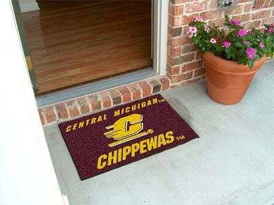 Central Michigan Starter Rug (Fanmats Central Michigan Starter Rug)