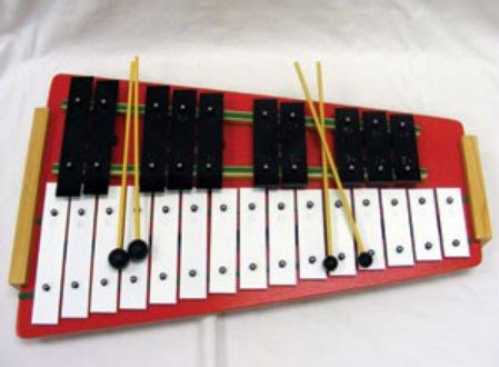 Rhythm Band 25-Note Artist Chromatic Melody Bells by Rhythm Band