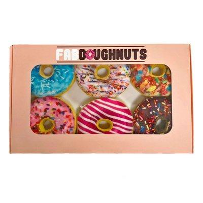 fabdog Box of Doughnut Toys ()