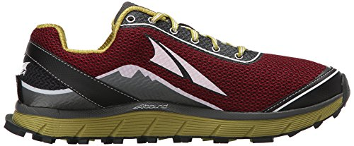 Altra Running Shoes Lone Peak 2.5 Red 42