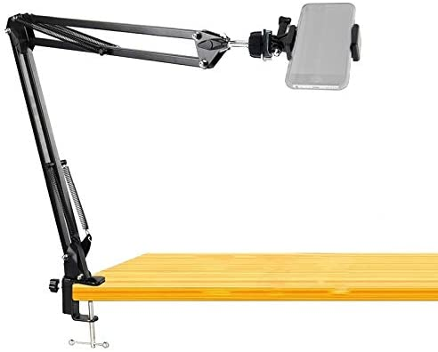 Overhead Camera Mount for Streaming, Baking, Craft, Videos, Online Lessons