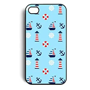 Anchor Tower Snap on Case Cover for Apple Iphone 4 Iphone 4s Cellphone Case by ruishernameMaris's Diary