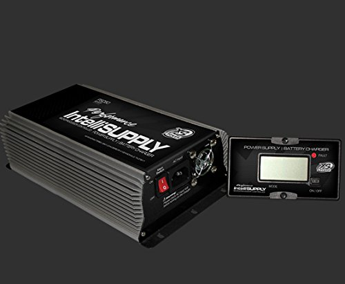 XS Power PSC60 Power Supply with AGM Charge Mode (60A, 12V, 14V, 16V) by XS Power