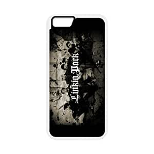 Custom High Quality WUCHAOGUI Phone case Linkin Park Music Band Protective Case For Apple Iphone 6 Plus 5.5 inch screen Cases - Case-4