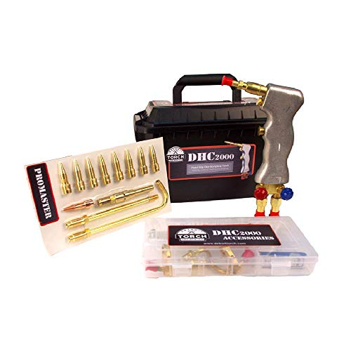 3. Detroit Torch DHC2000 Welding & Cutting System ProMaster Kit