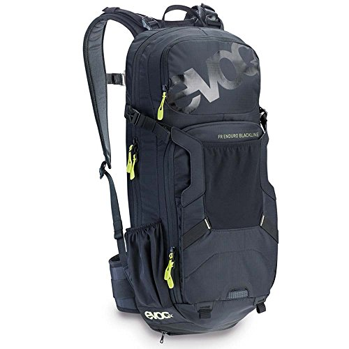Evoc Fr Enduro Blackline Protector Hydration Pack Black  Xl