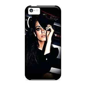 Excellent Iphone 5c Cases Covers Back Skin Protector Mila Kunis Look