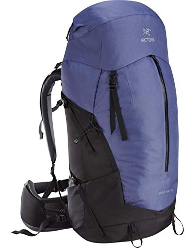 Arcteryx Womens Backpack - Arc'teryx Bora AR 61 Backpack Women's (Winter Iris, Regular)