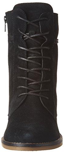 BAB Black Felise Women's Suede Hush Puppies Shoes AqxSEA8P