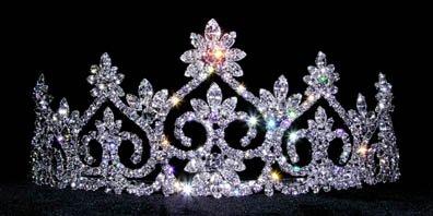 (#13600 Royal Court Tiara)