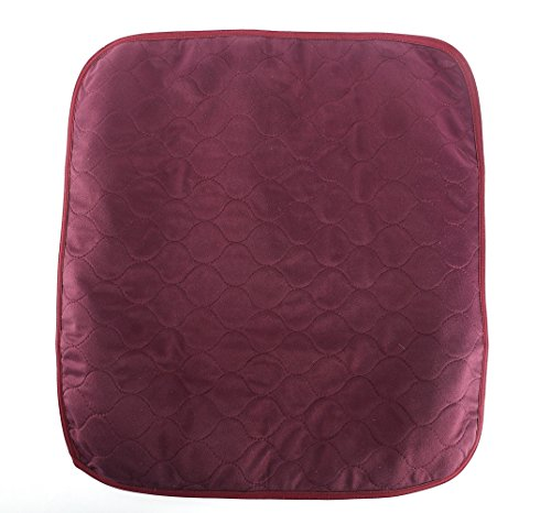 ECONAZOLE Ultra Soft Chair Pads 21x22 Inch,Washable and Reusable Incontinence Underpads Seat Protector Pad for Adult, Child, or Pets