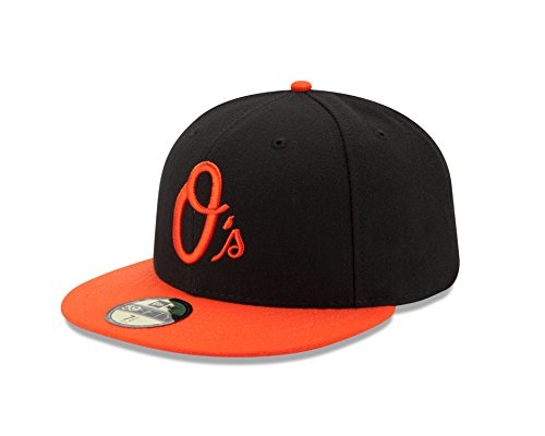 MLB Baltimore Orioles Alternate Youth AC On Field 59Fifty Fi