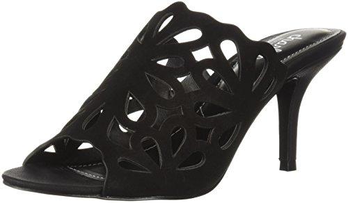 Womens David Charles Shoes (Charles by Charles David Women's Nicki Slide Sandal, Black, 6 M US)