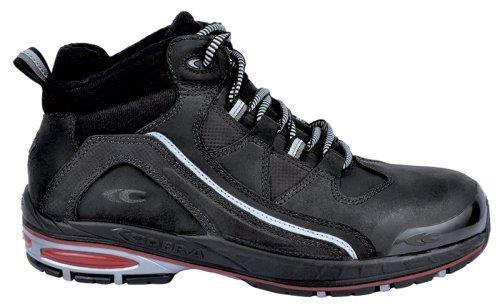 Cofra Safety Baseman - Triplete Sicherheits-Stiefel S3 EN ISO 20345 schwarz | 43