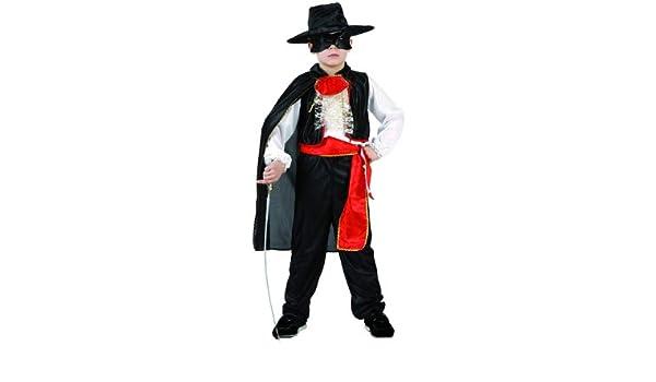 Atosa - Disfraz de zorro para niño, talla 7-9 años (96473): Amazon ...