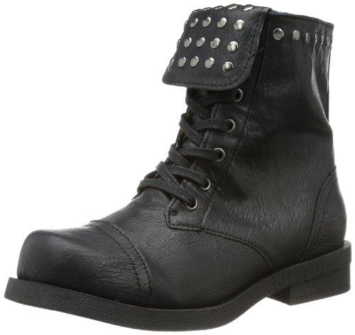 Rocket Dog Brutus Womens Ankle Boots Black eJ8shc