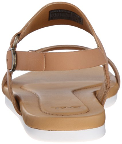 Beige W's da Beige 831 TevaAvalina Sandal Sandali Donna Leather Atletica Tan qCAI0wE