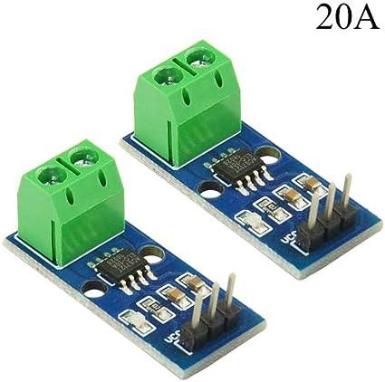 10 PCS New design 5A range Current Sensor Module ACS712 Module Arduino module