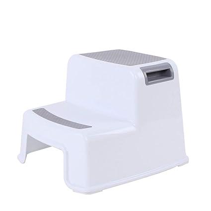 Marvelous Amazon Com Ameoy Toilet Potty Training Kids 2 Step Stools Dailytribune Chair Design For Home Dailytribuneorg