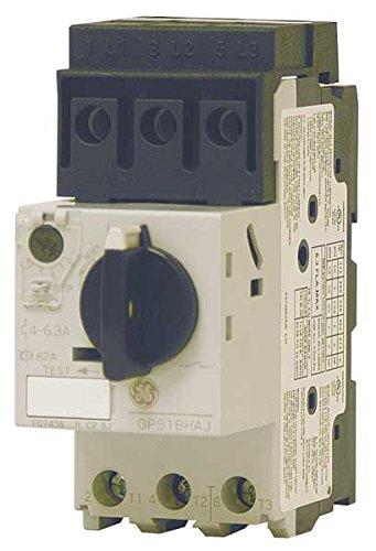 Manual Motor Protector, 20A, Rotary Knob